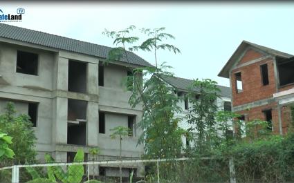 Dự án bỏ hoang, dân không có nhà để ở (tuần 22)