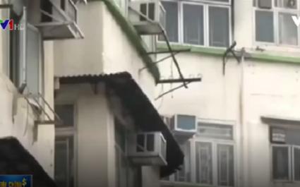 """Những căn nhà """"tổ chim"""" tại Hong Kong (Trung Quốc)"""