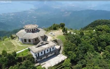 Kế hoạch đánh thức 139 biệt thự hoang trên đỉnh Bạch Mã