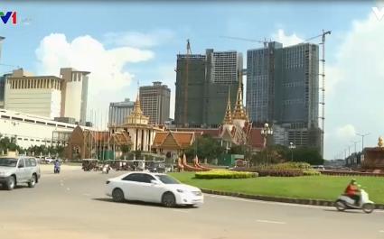 Thị trường bất động sản Campuchia phát triển mạnh