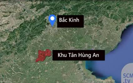Tân Hùng An, đại dự án đầy tham vọng của ông Tập