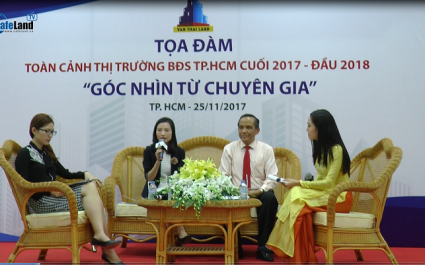 Cuối năm 2017 là thời điểm tốt để mua nhà