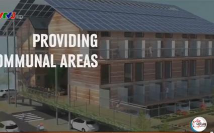 Mô hình nhà ở không cần đất ở Anh