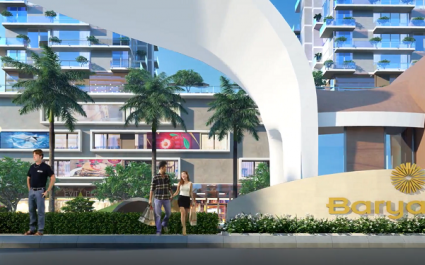Dự án khu dân cư Barya Citi