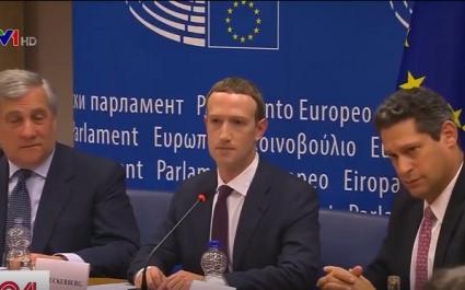 CEO Facebook nhẹ nhàng vượt qua phiên điều trần trước Nghị viện châu Âu
