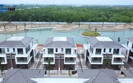 Review Dự án biệt thự Lavila Nam Sài Gòn - Tiến độ đã tới đâu?