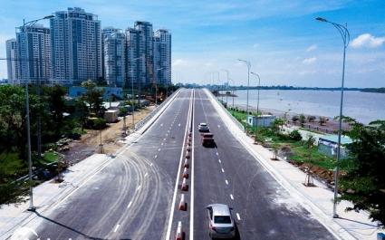 Bất động sản quận 2 nóng lên sau khi thông cầu qua đảo Kim Cương