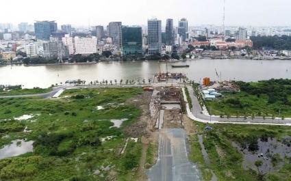 Vị trí xây dựng nhà hát 1.500 tỷ tại Thủ Thiêm ở đâu?