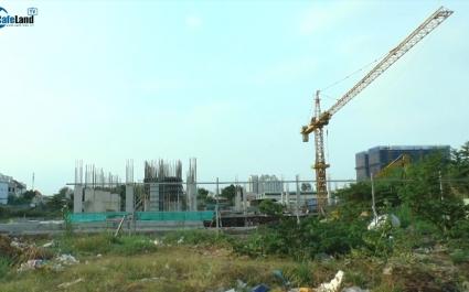 """Rủi ro """"rình rập"""" khách hàng mua căn hộ Saigon South Plaza"""