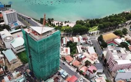 """""""Soi"""" tiến độ loạt dự án căn hộ - khách sạn tại thành phố Vũng Tàu"""