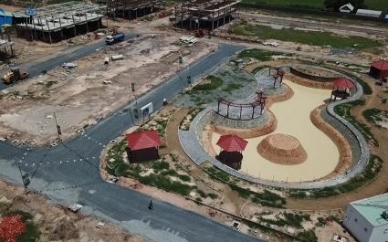 Loạt dự án khu đô thị đang triển khai tại Long An có gì nổi bật?
