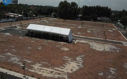 Tiền mất tật mang khi mua dự án đất nền mập mờ pháp lý