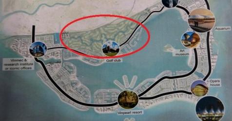 TP.HCM kiến nghị bổ sung dự án sân golf Cần Giờ vào Quy hoạch sân golf Việt Nam