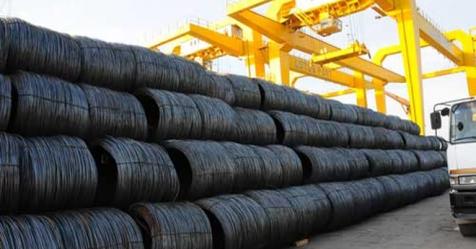 6 tháng, nhập khẩu gần 5 tỉ USD sắt thép về Việt Nam