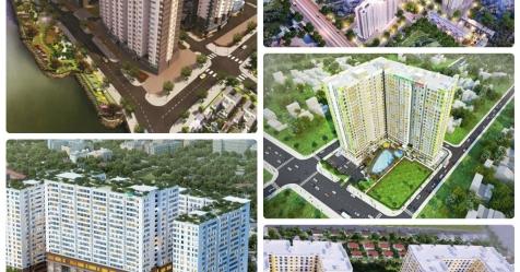 Dự án căn hộ nào ở quận 8 có giá từ 1 tỉ đồng?