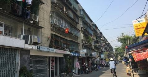Cải tạo chung cư cũ: Tự ta làm khó ta