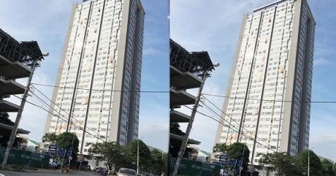 Cầu thang, bể bơi chung cư cao cấp biến mất do… nhầm lẫn?