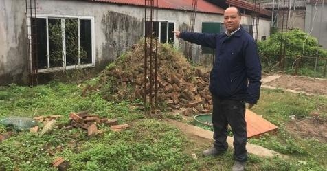 Bắc Giang: Lấy đất người này cấp cho người khác?