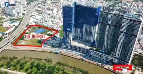 Review dự án căn hộ The Infiniti Riviera Point quận 7