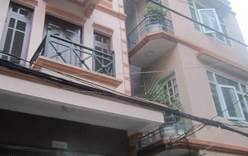 Bán nhà Bạch Mai kinh doanh tốt 25m2, 5 tầng, MT 4.2m giá THƯƠNG LƯỢNG 3.5 tỷ.