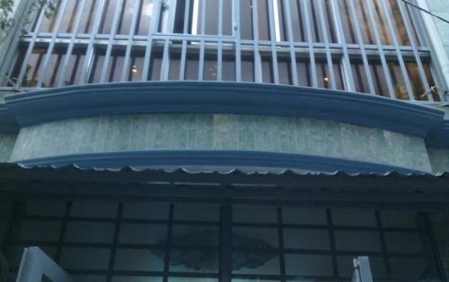 Nhà bán DT: 3,5 x 13m, Nguyễn Tư Giãn, p12, GV