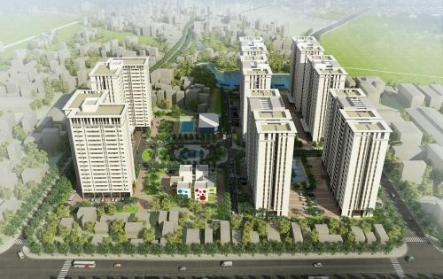 Cơ hội mua đầu tư, cho thuê, Kiốt tại Hà Đông , dự án The Vesta Phú Lãm . Diện tích 25 – 60m2.