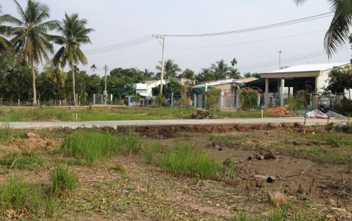 Đất nền gần TTTM & giải trí Lê Văn Phẩm F5 tp Mỹ Tho TG