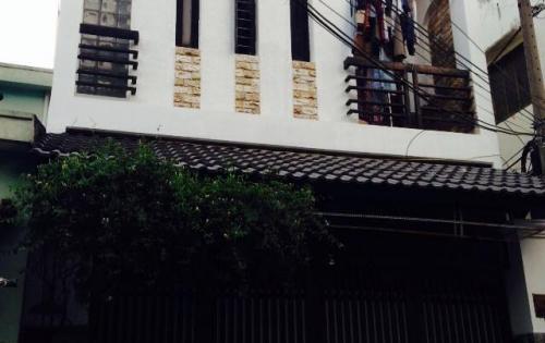 Bán Nhà 2 mặt hẻm HXT đường Điện Biên Phủ,P25, Bình Thạnh. DT 5.5x14, 1 trệt 1 lầu