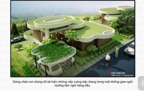 CHÍNH CHỦ bán biệt thự Lâm Sơn, Hòa Bình