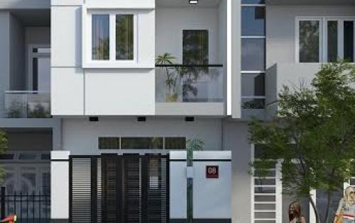 Bán nhà xây mới 100%, Hiệp Bình Phước, 104m2, nội thất cao cấp, tùy đổi theo ý khách hàng