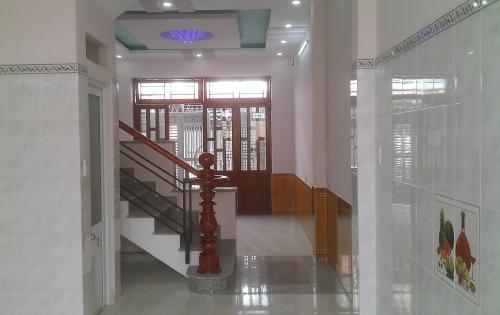 Bán nhà biệt thự phố mới xây,ngay chợ Vườn Lài KP1_An Phú Đông_Quận12