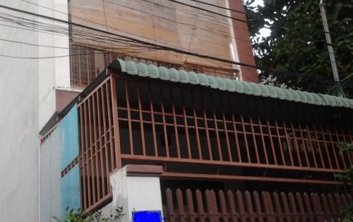 Bán nhà hẻm Lô Tư,BHH A,Bình Tân