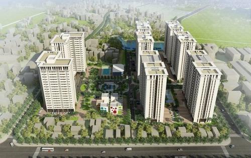 Mở bán kiot vừa ở vừa kinh doanh, tại dự án chung cư The Vesta, Phú Lãm, Hà Đông