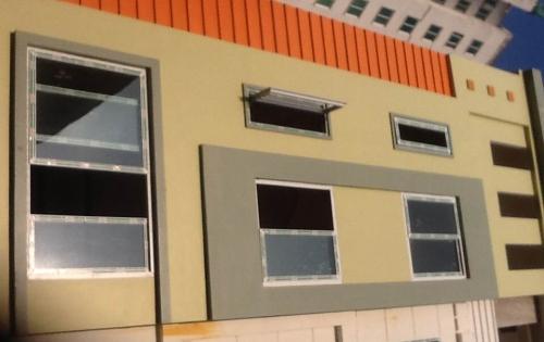 Bán nhà ngõ Nhân Mỹ, đường Đình Thôn, Mỹ Đình, DT: 32m2 x 4 tầng, giá 2.35 tỷ. LH: 0988925550