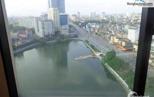 Cho thuê văn phòng chuyên nghiệp tòa nhà Ngọc Khánh Plaza gần Nguyễn Chí Thanh 150m2, 250m2, 500m2