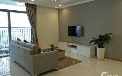 Chính chủ cho thuê căn hộ Vinhomes 4PN cao cấp giá chỉ 34tr tại Bình Thạnh