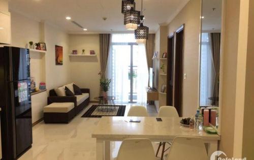 Chủ nhà qua Nhật, cho thuê căn hộ Vinhomes 1PN, tầng trung, view sông SG