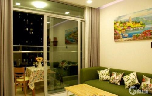 Căn hộ tại khu Vinhomes 1PN được chủ nhà cho thuê với giá chỉ 15tr, view sông SG