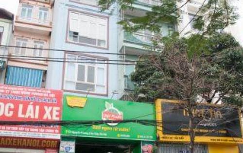 Cho thuê VP 55 Nguyễn Khang sàn chất lượng diện tích 25-60m2 vị trí đẹp ngay mặt đường