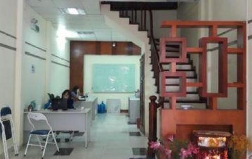 Cho thuê nhà ngõ 83 Nguyễn Khang Cầu Giấy 46mx4T làm văn phòng, ô tô đỗ cửa