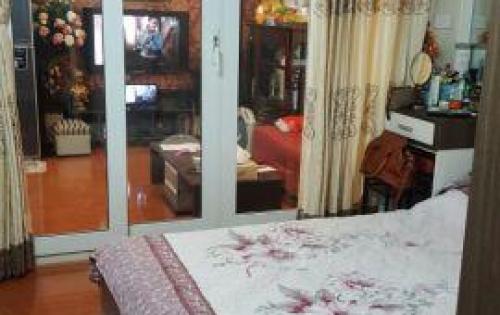 Cho thuê nhà tầng 3 tập thể Nam Đồng, Đống Đa 60m 2PN 1WC có điều hòa, nóng lạnh - Có ảnh