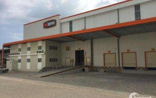 Cho Thuê Kho với diện tích lớn công ty  Depot Sài Gòn