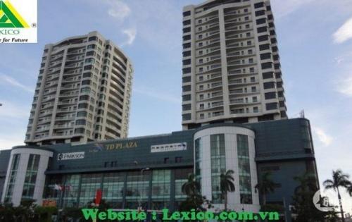 Cho thuê căn hộ cao cấp và rộng nhất tại TD Plaza Hải Phòng