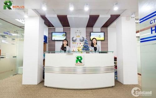 Dịch vụ văn phòng trọn gói vị trí đẹp trung tâm chỉ với 1.2 triệu/m2