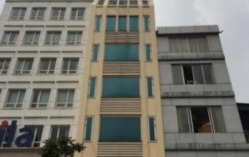 Cho thuê tòa nhà 118 Hải Thượng Lãng Ông ,P.10, Q.5, DT 850m2 Giá 450tr