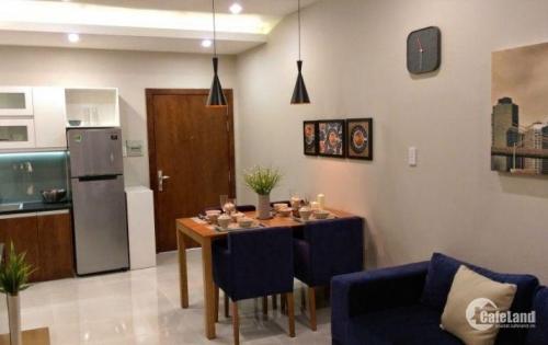 Cho thuê căn hộ 54m2 2PN giá 6tr/th mới bàn giao tại dự án Jamona City Q.7
