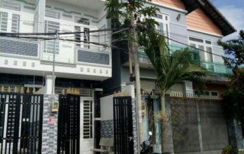 Cho thuê nhà phố 1 trệt 2 lầu Lê Văn Lương, đường 20m, Q7 TPHCM. 10 triệu/Thang. Gần Hoàng Anh Gold.