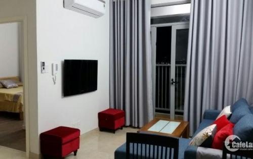 Cần cho thuê CH Luxcity 2 phòng ngủ, đủ nội thất