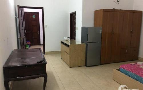 Cho thuê căn hộ mini Phạm Hùng Q8, bao rộng 35m2, giá chỉ 5,5tr tặng full nội thất, có ban công.