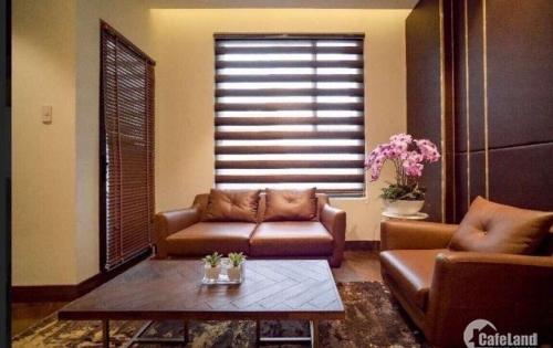 Cho thuê căn hộ mini, 36m2, nội thất đẹp. view đón ánh bình minh - Orchard garden